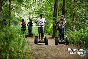 30 Minute Segway Experience For Two   Weekdays