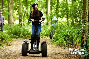 60 Minute Segway Experience - Weekround