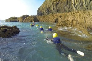 Half Day Coasteering For One At Preseli Venture