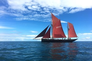 Traditional Devonshire Sailing Day For One