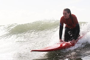 A Beginner Surf Lesson For Two At Globe Boarders Surf Co.