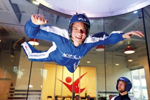 iFLY Indoor Skydiving Experience with Free Photo and Video
