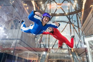iFLY Indoor Skydiving Experience for Two Special Offer