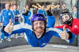 IFLY Indoor Skydiving Experience For One