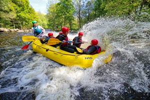 One Hour White Water Rafting Taster Session For Two