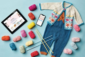 12 Month Let's Knit Together Subscription For One