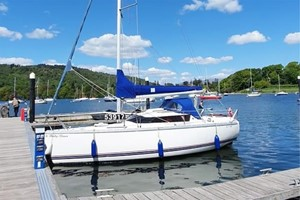 Sailing On Lake Windermere For Two