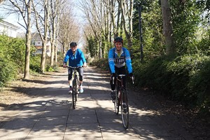A Choice Of Guided Or Expertly Coached Bike Ride For One With Hidden Tracks Cycling