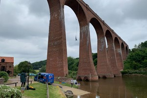 Bridge Bungee Jump in Whitby for One