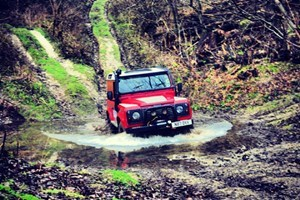 Click to view details and reviews for One To One Half Day Off Road Driving Experience In Kent.