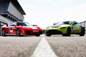 Click to view details and reviews for Silverstone Ferrari Vs Aston Martin Driving Experience.