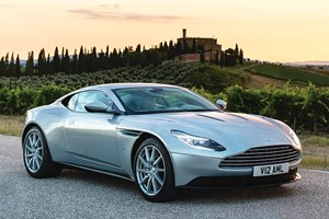 Aston Martin DB11 Thrill For One At Goodwood