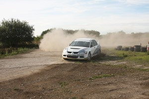 12 Lap Double Rally Driving Experience For One