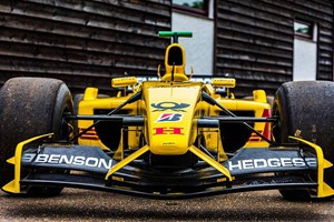 Click to view details and reviews for Jordan Ej12 Driving Experience For One.