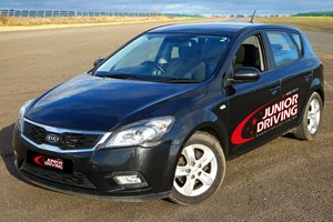 30 Minute Under 17s Junior Driving Experience For One