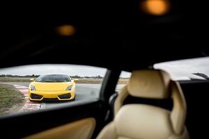Lamborghini Gallardo Driving Experience In Hertfordshire