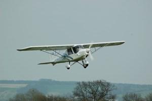 60 Minute Microlight Flight In Berkshire