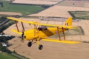15 Minute Tiger Moth Flight