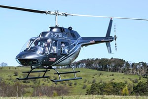 25 Mile UK City Helicopter Tour For Two