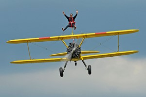 Click to view details and reviews for Wingwalking Experience.