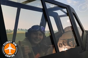 Battle Of Britain Flight Simulator For Two