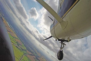 Aerobatic Stunt Flying Experience For One