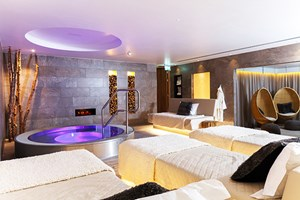 Premium Spa Day with Lunch or Afternoon Tea and Treatments for Two