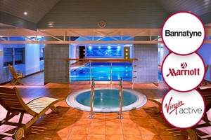 2 for 1 Relaxation Spa Day with Treatments for Two