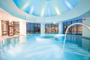 Champneys Spa Day with Treatment and Lunch for Two
