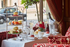 The Rubens At The Palace Royal Afternoon Tea For Two