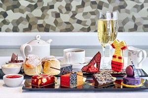 Chocoholic Afternoon Tea for Two at The London Hilton Park Lane