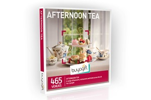 Afternoon Tea Experience Box