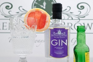 Buy Gin Tasting Experience for Two at Brennen and Brown