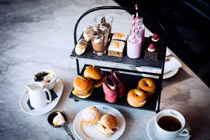 Buy Gin Afternoon Tea for Two at a Malmaison