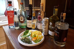 Buy Gin Tasting Experience for Two at Northern Wine School