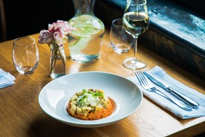 Three Course Meal With Wine For Two At GOAT, Chelsea