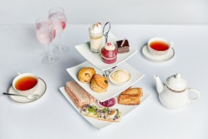 Buy Gin Afternoon Tea for Two at St Pierre Marriott Hotel and Country Club