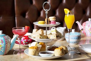 Buy Gin and Jam Inspired Afternoon Tea for Two at Hush