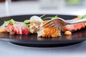10 Course Tasting Menu For Two At Alexander House And Utopia Spa