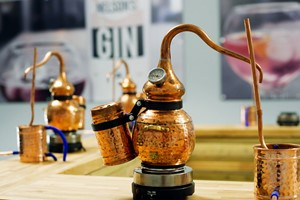Buy Gin and Vodka Experience Day at Nelson's Distillery and School for Two