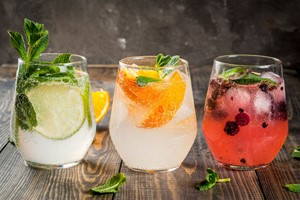 Buy Gin Afternoon Tea with a Cooking Demo for Two at The Smart School of Cookery