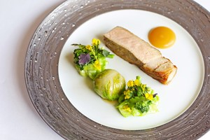 Buy Michelin Star Three Course Lunch for Two at Gordon Ramsay's Petrus