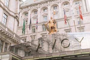Buy Three Course Lunch and Champagne for Two at Gordon Ramsay's Savoy Grill