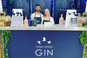 Buy Gin Tasting with Distillery Tour for Two at Three Wrens Gin