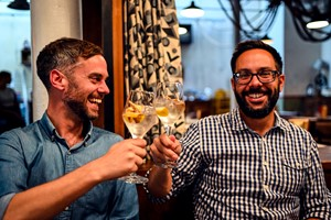 Buy Secret Food Tours London or Edinburgh Gin Tour for Two