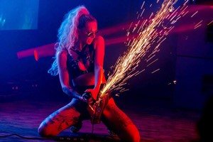 Click to view details and reviews for Cabaret Show Centre Stage Seats And A Glass Of Prosecco For Two At Coco Southend.