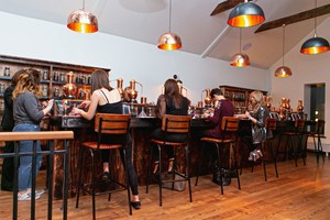 Buy Gin Tour and Distilling Class Creating Your Own Bespoke Gin for Two at Peebles Hydro
