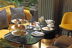 Bottomless Prosecco Afternoon Tea at The Athenaeum for Two