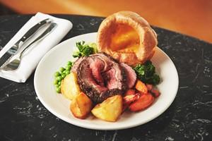 Buy Sunday Roast for Two at a Gordon Ramsay Restaurant