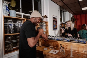 Buy The Gin Creation Tasting Experience for Two at Liquor Studio